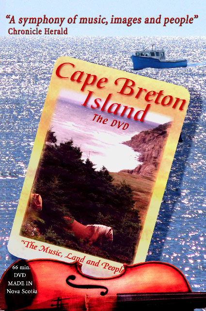 Cape Breton Island - The DVD